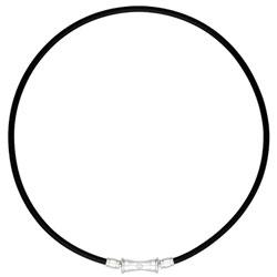 【あす楽関東_対応】【送料無料】Colantotte(コラントッテ)TAO ネックレス RAFFI(ラフィ)ABAPF01L ブラック(L 47cm)磁気ネックレス[4523865124590]