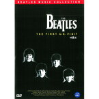 DVD 音楽 ビートルズ THE BEATLES THE FIRST U.S. VISIT XO-003 名曲多数収録 Please, Please Me/She Loves You/All My Loving ジョンレノン ポールマッカットニー リンゴスター ジョージハリスン [メール便]