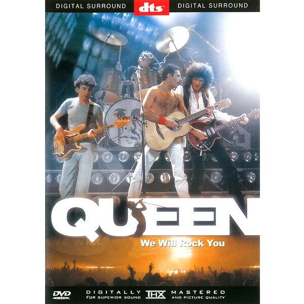 洋楽, ロック・ポップス DVD QUEEN LIVE AT MONTREAL PMD-03 We Will Rock You 24