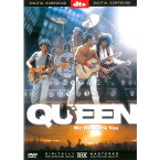 DVD QUEEN クイーン We Will Rock You クィーン XO-022 Killer Queen、We Are The Championsなど代表曲を含む全24曲を収録 ロックバンド フレディ・マーキュリー 音楽 ミュージック [メール便]