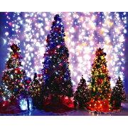クリスマスツリー 光ファイバー イルミネーション クリスマス プレゼント