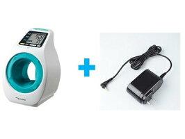 アームイン血圧計テルモ電子血圧計ES-P2020ZZ(専用アダプタ)付き