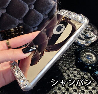 iPhone 5 / 5 s 舞蹈家裝飾粉色 iphone 5 5 s 受歡迎的智慧手機蓋 iphone 5 / 5 s 石珍珠手機配件 Bamber iPhone 6 6 的 6 加 6splus