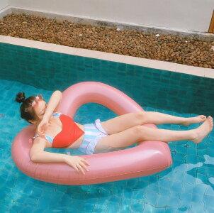 フロート浮き輪ビッグサイズ浮き輪浮輪インスタジェニックインスタ映え海プール巨大浮き輪可愛い特大サイズおもしろい海プールおもちゃBIGフロートSNSで人気の浮き輪インスタ映え海水浴水着
