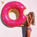 [送料無料・セットでお得] フロート ドーナツ 浮き輪 ビッグサイズ 浮き輪 インスタジェニック イ