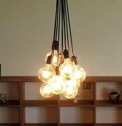 [フレアー]10灯タイプLED電球付きセットP04C6A-10VB-LDF31A