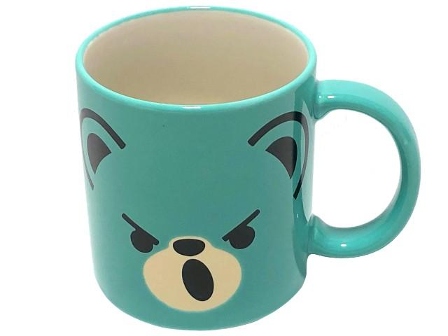 マグカップ・ティーカップ, マグカップ  HYSTERIC GLAMOUR HYSTERIC BEAR GREEN