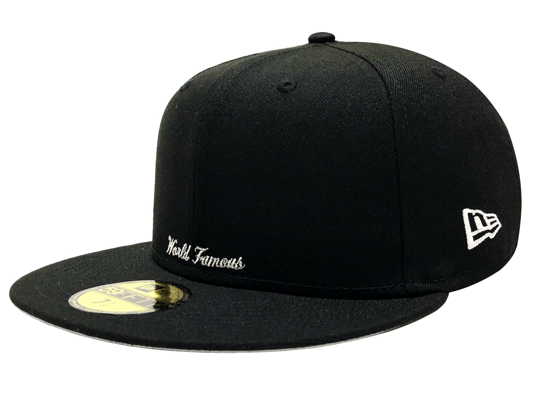 メンズ帽子, キャップ SUPREME 21SS Reverse Box Logo New Era cap BLACK