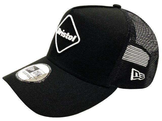 メンズ帽子, キャップ SOPHNET. F.C.Real Bristol 20SS EMBLEM MESH CAP BLACK