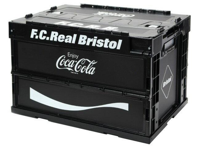 バッグ・小物・ブランド雑貨, その他 F.C.Real Bristol 20SS COCA-COLA FOLDABLE CONTAINER BLACK FCRB SOPHNET.