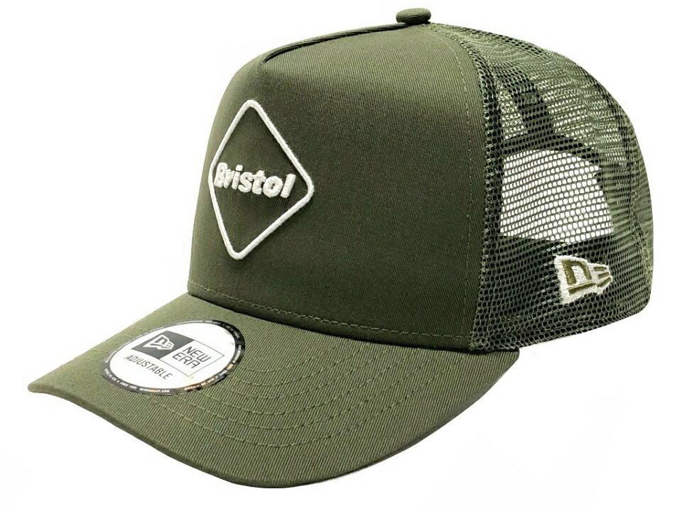 メンズ帽子, キャップ SOPHNET. F.C.Real Bristol 20SS EMBLEM MESH CAP KHAKI