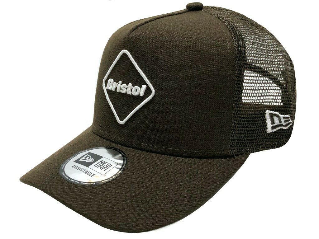 メンズ帽子, キャップ SOPHNET. F.C.Real Bristol 20AW EMBLEM MESH CAP BROWN