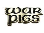 SUPREME シュプリーム ブラック・サバス 16SS 新品 Black Sabbath War Pigs Pin ピンズ ピンバッチ ブラック