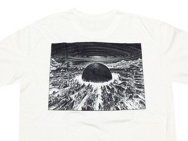トップス, Tシャツ・カットソー SUPREME Akira 17AW T T Neo Tokyo LS Tee WHITE