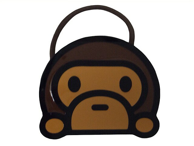 ヘアアクセサリー, ヘアゴム A BATHING APE BAPE KIDS MILO HAIR MASCOT BABY MILO