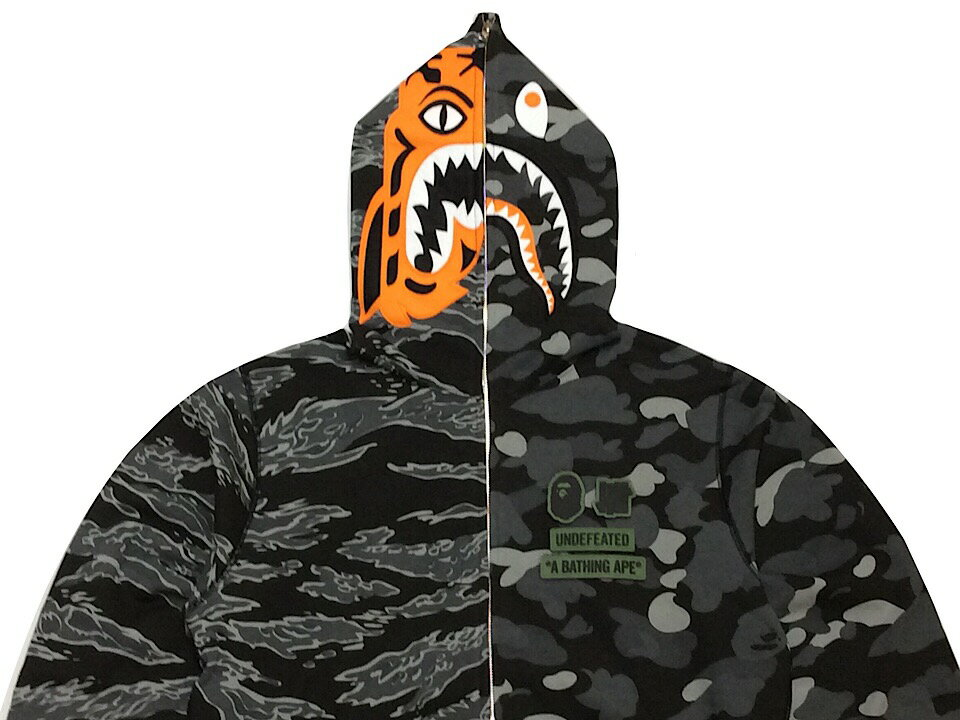 A Bathing Ape undefeated A BATHING APE UNDEFEATE...