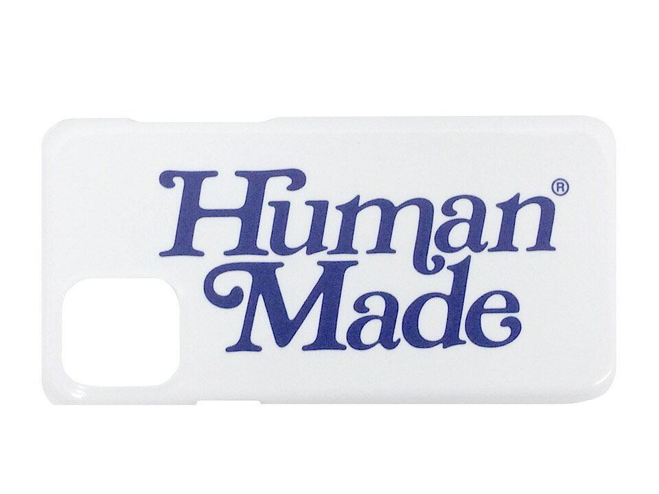 スマートフォン・携帯電話用アクセサリー, ケース・カバー HUMAN MADE GIRLS DONT CRY 20SS iPhone CASE iPhone XI Pro 11 WHITE