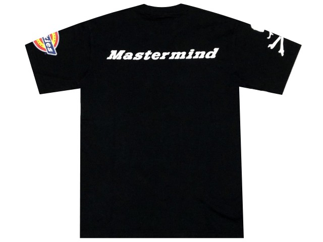 トップス, Tシャツ・カットソー mastermind JAPAN 2018SS T Dickies Print Tee BLACK