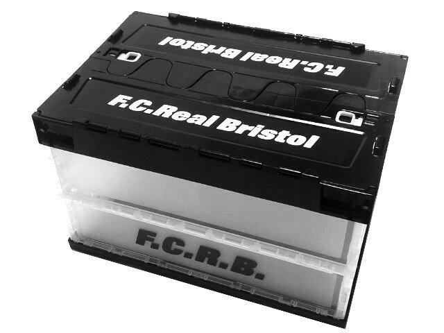 バッグ・小物・ブランド雑貨, その他 SOPHNET. F.C.Real Bristol 19SS FOLDABLE CONTAINER FCRB BLACKCLEAR