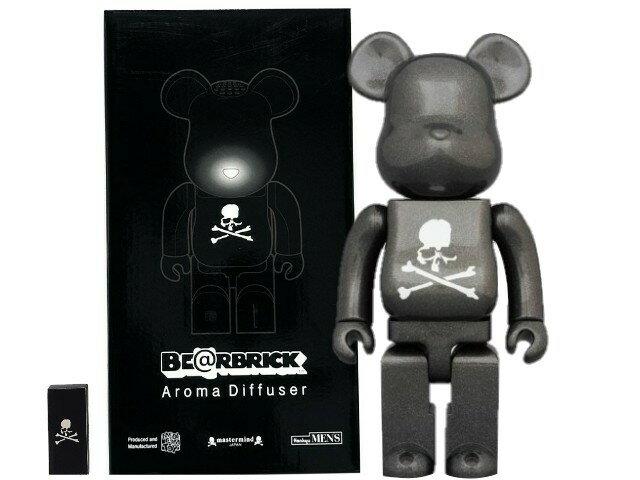 コレクション, コレクタードール BERBRICK mastermind JAPAN Aroma diffuserOIL SET 2020 BLACK