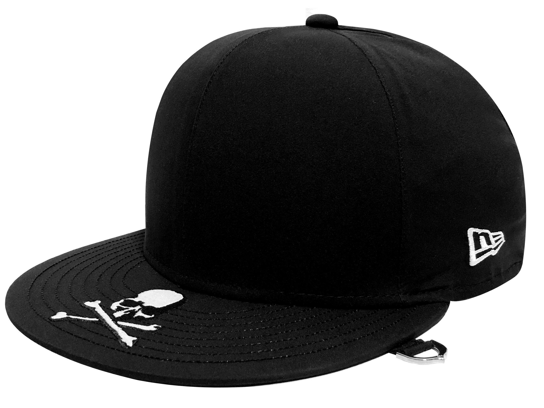 メンズ帽子, キャップ mastermind JAPAN NEW ERA 59FIFTY GORE-TEX PACLITE 21SS BLACK