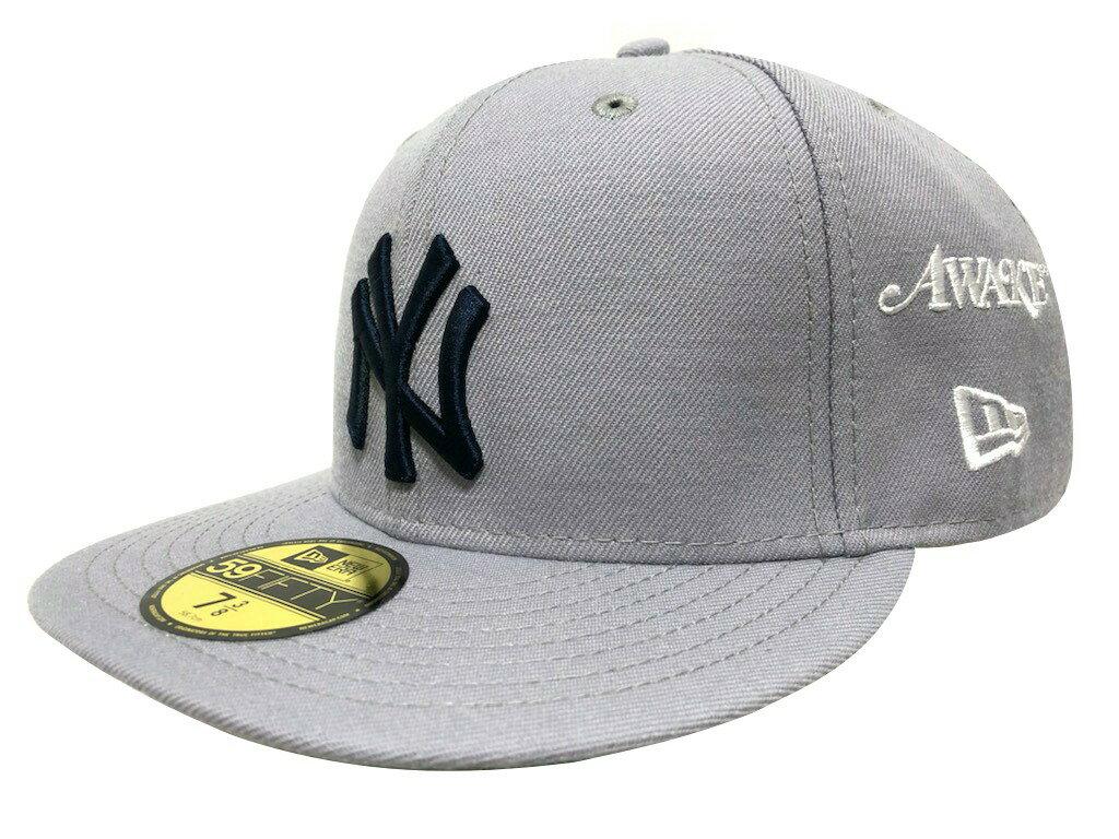 メンズ帽子, キャップ NEW ERA AWAKE NY SUBWAY SERIES 2021 59 FIFTY CAP GRAY