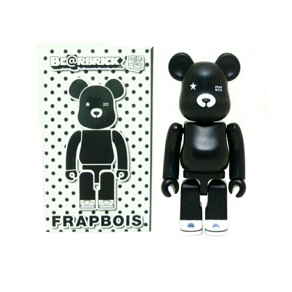 コレクション, キャラクタードール FRAPBOIS BERBRICK100 100 MEDICOMTOY BLACK
