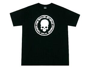 ナンバーナイン NUMBER(N)INE★2014新品 スカルTシャツ 黒 SKULL