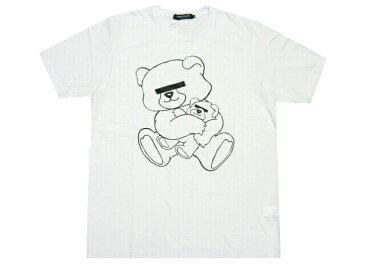 UNDERCOVER アンダーカバー 店舗限定☆新品 BEAR 親小熊プリントTシャツ 白 くま