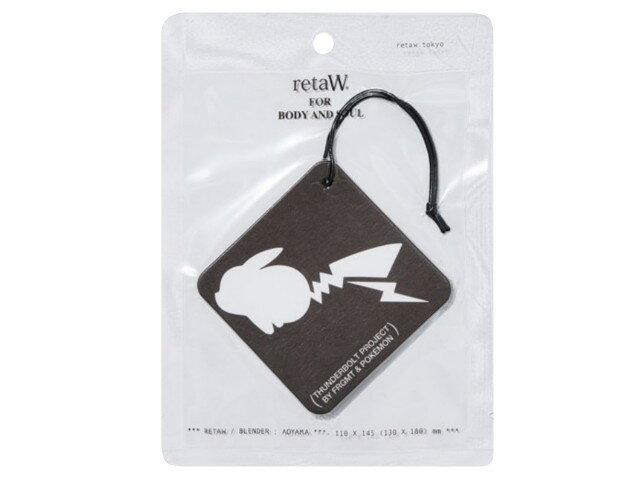 アロマ・お香, その他 fragment design THE CONVENI THUNDERBOLT PROJECT retaW 18AW car tag BLACK