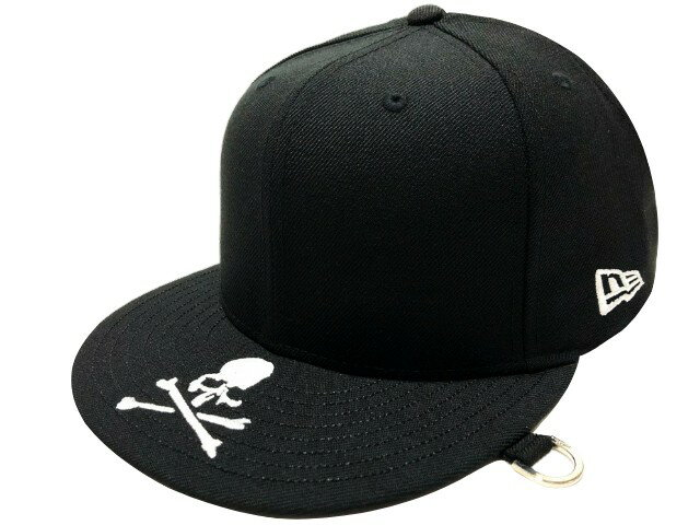 メンズ帽子, キャップ mastermind JAPAN NEW ERA 59FIFTY 19SS BLACK