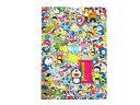 TAKASHI MURAKAMI FOR THE DORAEMON EXHIBITION OSAKA 大阪 会場限定 2019SS 新品 ドラえもん展 × 村上隆 メタルクリアファイル カイカイキキ お花 文房具