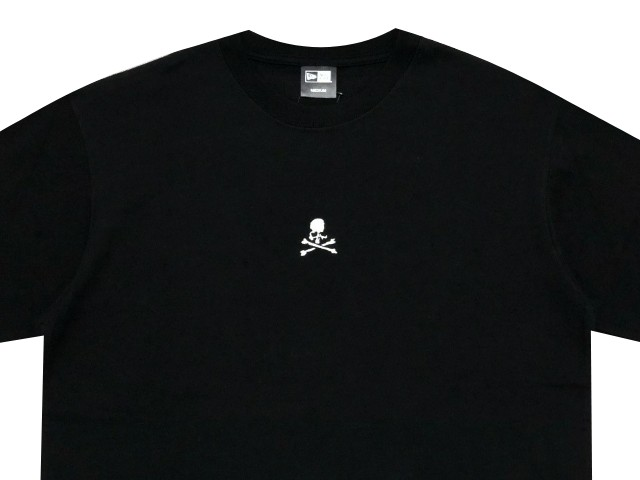 トップス, Tシャツ・カットソー mastermind JAPAN 19S NEW ERA Long sleeve TEE T T BLACK