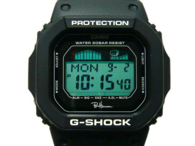 腕時計, 男女兼用腕時計 Ron Herman 10 G 19AW DW-5600 BLACK