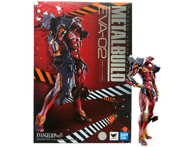 コレクション, フィギュア METAL BUILD 2 EVA 19AW EVA-02 PRODUCTION MODEL BANDAI SPIRITS