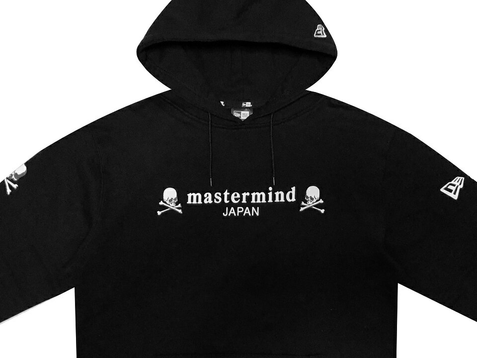トップス, パーカー mastermind JAPAN 20SS NEW ERA SWEAT PULLOVER HOODIE BLACK