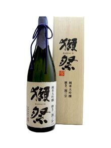獺祭純米大吟醸磨き二割三分木箱入り1800ml