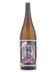 新潟県 青木酒造 鶴齢【かくれい】 純米酒 火入れ 1800ml 【日本酒】