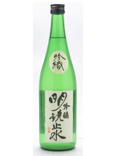 長野県明鏡止水【めいきょうしすい】吟醸吟織720ml