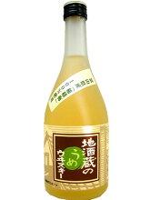 富山県若鶴酒造地酒蔵の梅ウイスキー22°500ml