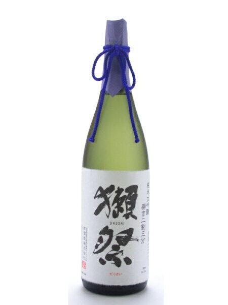 山口県旭酒造獺祭 だっさい 純米大吟醸磨き二割三分1800ml贈り物プレゼントに最適  日本酒  獺祭  獺祭・正規 お酒