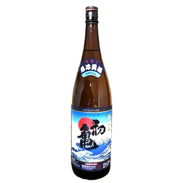 静岡県 初亀醸造 初亀【はつかめ】 急冷美酒 1800ml 【日本酒】 お酒
