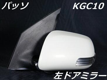 ☆美品☆ トヨタ KGC10 パッソ 左ドアミラー 【中古】