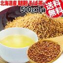 国産 韃靼そば茶 500g×1袋(北海道産) そば そば茶 送料無料 韃靼蕎麦茶 韃靼そば ノンカフェイン