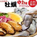 送料無料 カキ 鍋セット 広島県産(業務用)冷凍 牡蠣 ( ...