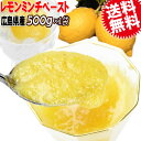 冷凍 レモン ミンチ ペースト 500g ×1袋 広島県産