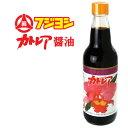 フジヨシのカトレア醤油 360ml入りボトル 別府の伝統の味を守り続ける フジヨシ醤油株式会社