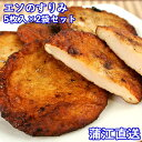 5%還元 手造りエソのすり身 冷凍 5枚入り×2 早川商店【送料無料】