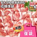 【応援企画】おんせん県おおいた ふっこう復袋(福袋) 精肉詰め合わせセットA 送料込み 冷凍 豚肉 大分県支援 復興 トキハインダストリー