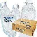 5%還元 九州 大分県産 強炭酸水 500ml×40本入(1...